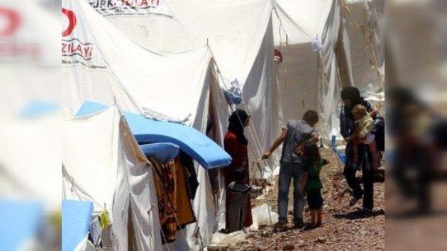 El Ejército sirio entra en una población fronteriza con Turquía