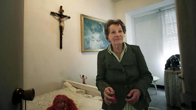 Desahucian en España a una anciana por retrasarse dos meses en el alquiler