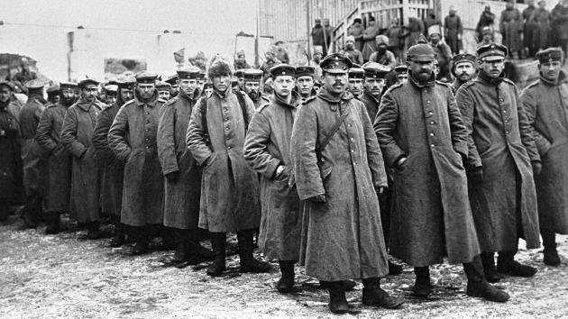 100º aniversario del inicio de 'la Guerra que acabaría con todas las guerras'