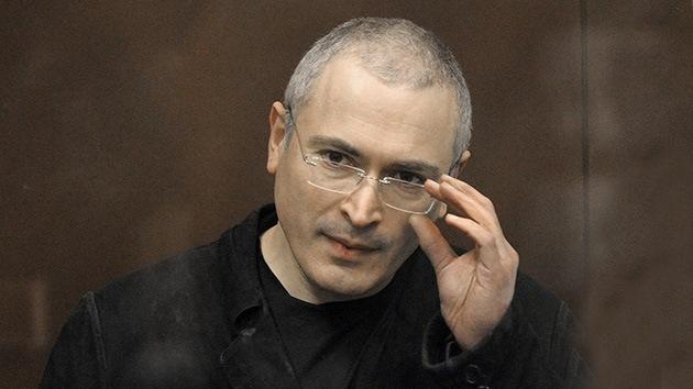 """""""El indulto a Jodorkovski es un progreso"""""""