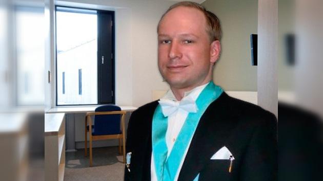 El asesino de Noruega podría salir de prisión con 53 años