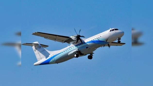 Un avión de pasajeros se estrella en Siberia