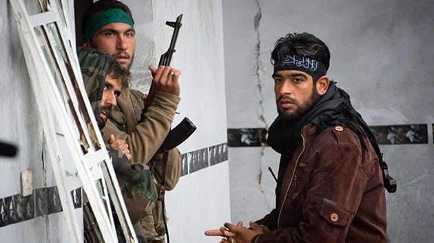 Se infiltran nuevos grupos de mercenarios extranjeros en las filas de los rebeldes sirios