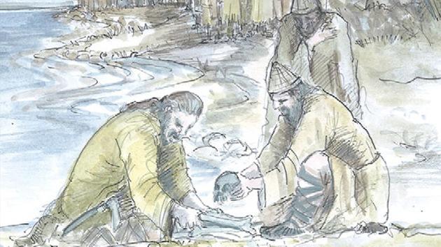 Resuelto el misterio de los niños sacrificados durante la Edad del Bronce