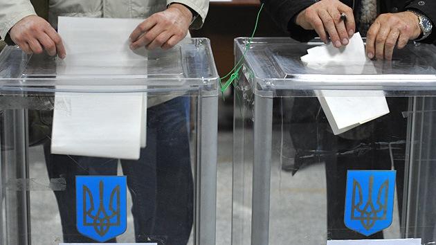 La diplomacia rusa teme un posible fraude en las elecciones en Ucrania