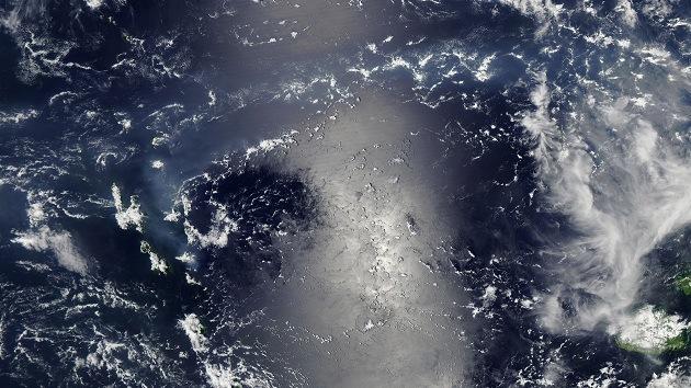 Un trozo de Australia se esconde debajo de las islas Vanuatu