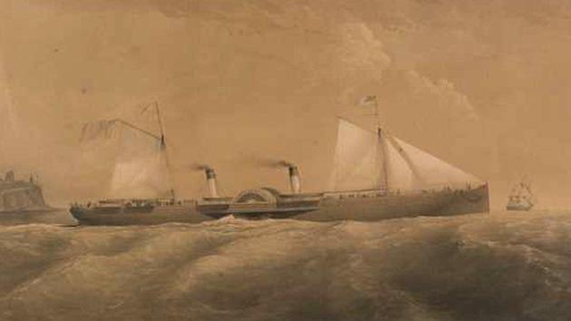 Hallan los restos del 'Titanic' del siglo XIX naufragado cerca de la costa estadounidense