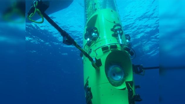 Video: Cameron revela los secretos de profundidades oceánicas