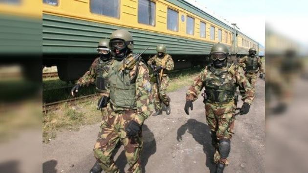 Científicos rusos inventan sensores para prevenir atentados en vías férreas