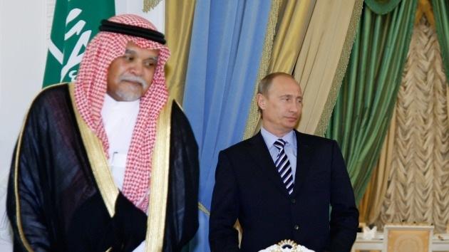 """""""Rusia no variaría su postura sobre Siria a cambio de las promesas sauditas"""""""