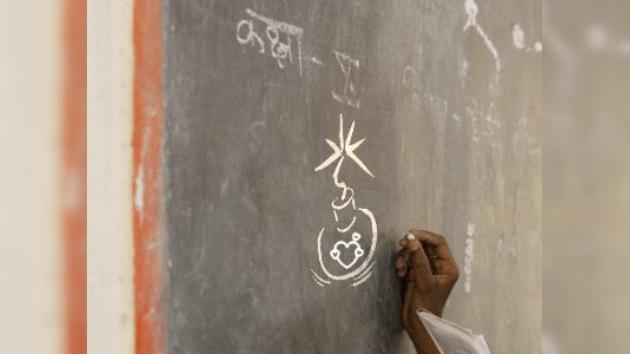 """""""Terrorista"""" de 14 años arrestado en la India"""