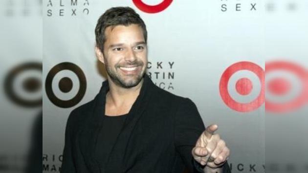 Ricky Martin presenta 'Música+Alma+Sexo' en Nueva York