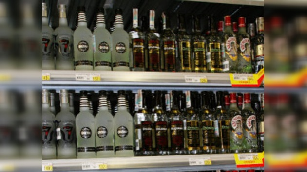 La resaca tras beber whisky es peor que tras beber vodka