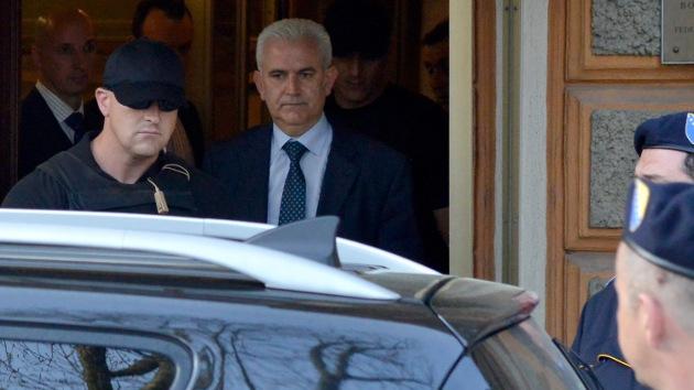 Detienen por corrupción al presidente de la Federación de Bosnia y Herzegovina
