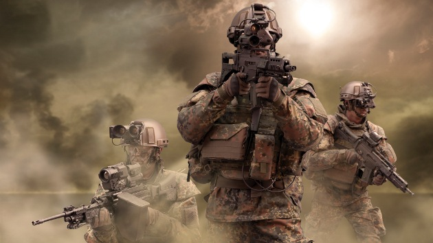Alemania prepara a sus soldados del futuro a dos millones por cabeza