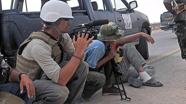 """Asesora de Asad: """"El periodista James Foley fue asesinado hace un año"""""""