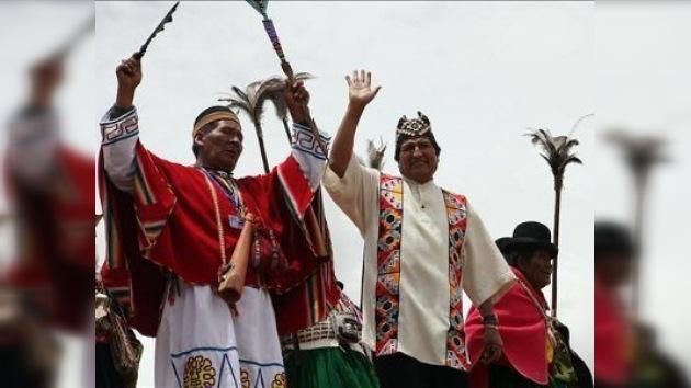 Bolivia decreta una segunda fecha de fundación