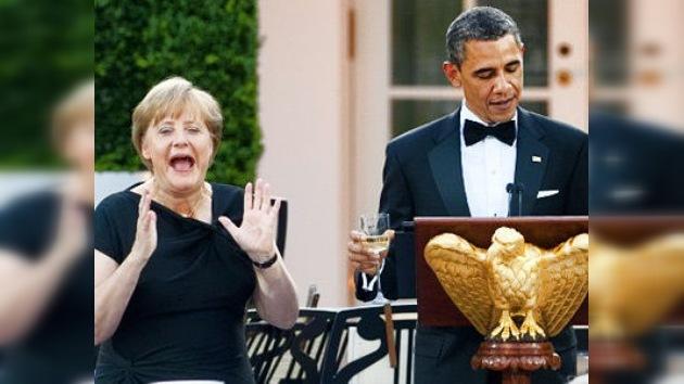 Obama es más valorado por los españoles que Merkel, 'torpedeada' por la crisis del pepino