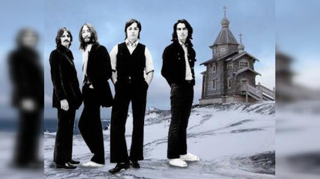 Beatlemanía en la Antártida