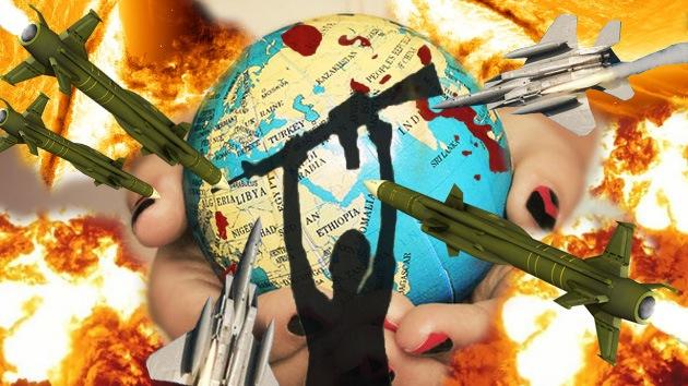 Una acción militar contra Siria o Irán podría desatar una guerra con Rusia y China