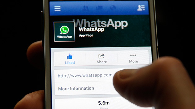 WhatsApp ofrece una mayor seguridad cifrando por completo los datos de usuarios