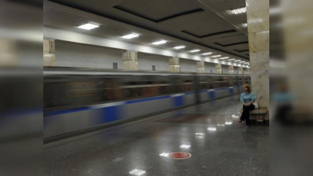 Se instalan sensores para detectar explosivos en los metros rusos
