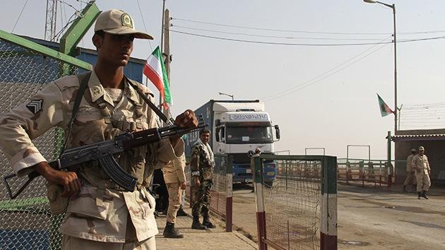 Mueren 14 guardias iraníes en enfrentamientos en la frontera con Pakistán