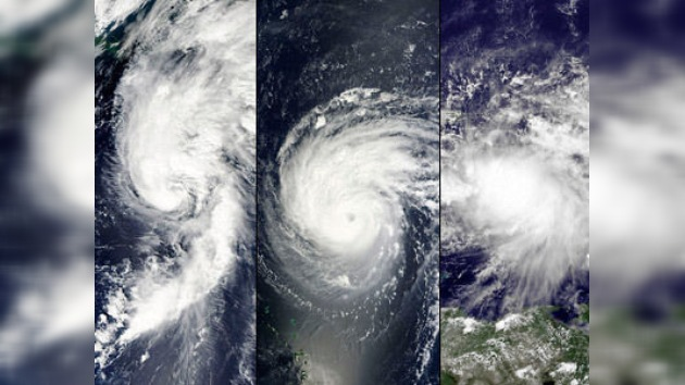 ¿De dónde les llueven los nombres a las tormentas?