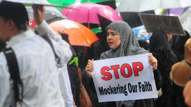 Francia prohíbe manifestarse contra la película antiislámica