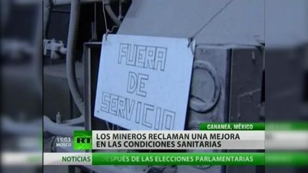 Cananea, México: tres años de huelga