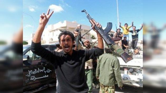 En reposo o 'de compras', ¿dónde está el cuerpo de Gaddafi?