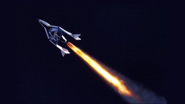 Estrondoso sucesso: primeiro vôo de teste da Virgin Galactic suborbital