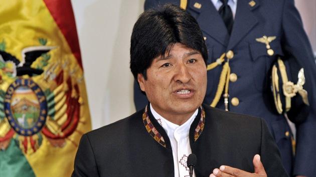 El Constitucional permite a Evo Morales buscar un tercer mandato en Bolivia
