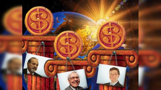 """Forbes celebra """"el año de los BRIC"""" en su ranking anual de multimillonarios"""