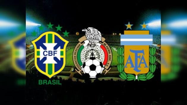 Argentina, México y Brasil alcanzan los octavos de final en el Mundial Sub-20