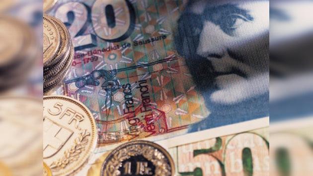 En plena crisis, los suizos proponen sueldos de 2.000 euros para todos
