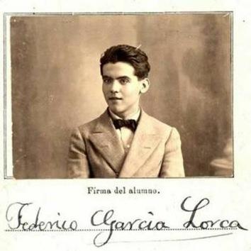 """Federico García Lorca: """"Como no me he preocupado de nacer, no me preocupo de morir"""""""
