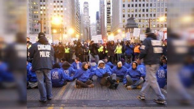 Chicago: Prohíben protesta pacifista contra Cumbre de la OTAN por razones de transporte