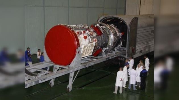 El carguero espacial de la EEI completa su misión y se hunde en el Pacífico