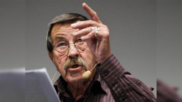 El Nobel de Literatura Günter Grass ataca con sus versos a Israel