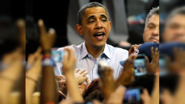 Obama lanza la campaña por su reelección 'apuntando' a los hispanos