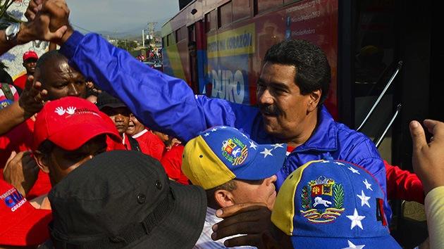 "Maduro: ""Capturaron a los paramilitares colombianos que venían a asesinar"""