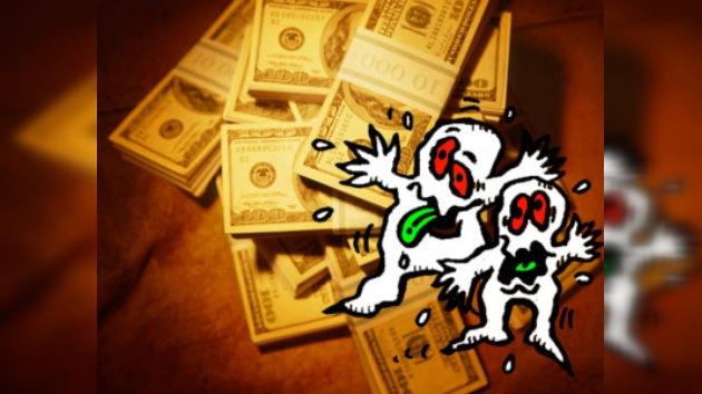El dinero no es tan sucio como se pensaba