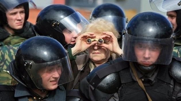 Abuelas y Policía: 'dúo dinámico' para combatir la delincuencia