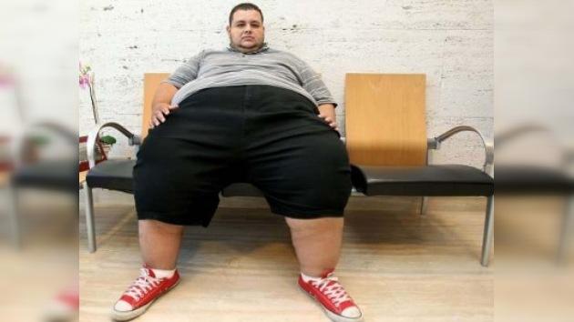 Un joven colombiano de 260 kilos será operado en España para reducir peso