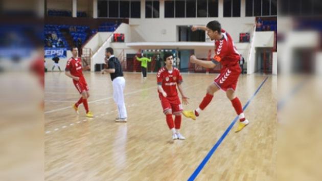 Rusia, campeona de Europa de Fútbol Sala