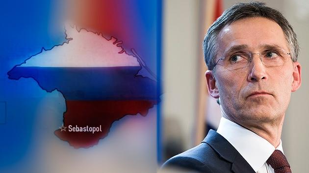 """""""Сrimea, nuevo pretexto para que siga existiendo la OTAN"""""""