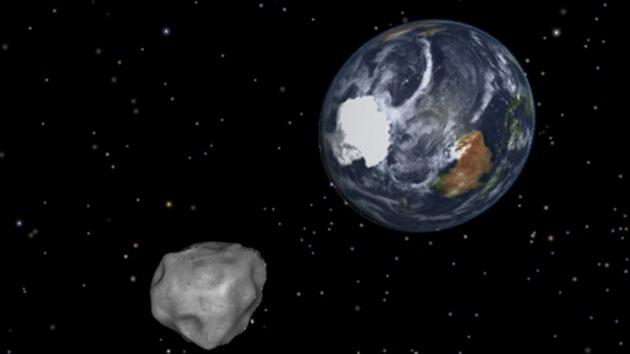 La NASA enviará una 'sonda-proyectil' contra un asteroide peligroso