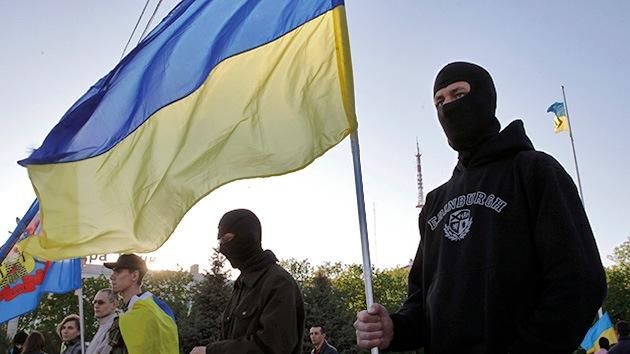 """Cancillería rusa: """"Kiev comete otro crimen contra su pueblo"""""""