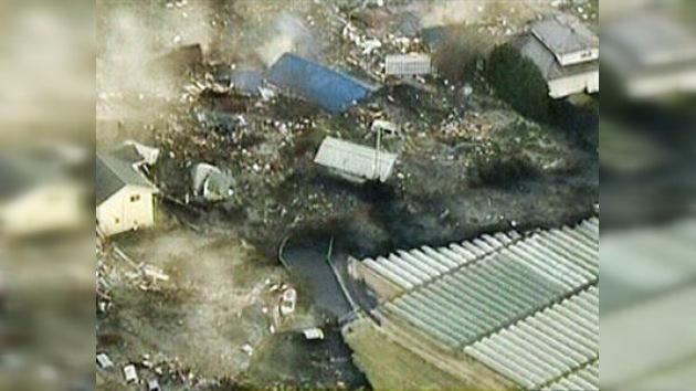 Aparecen nuevos videos impactantes del tsunami en Japón